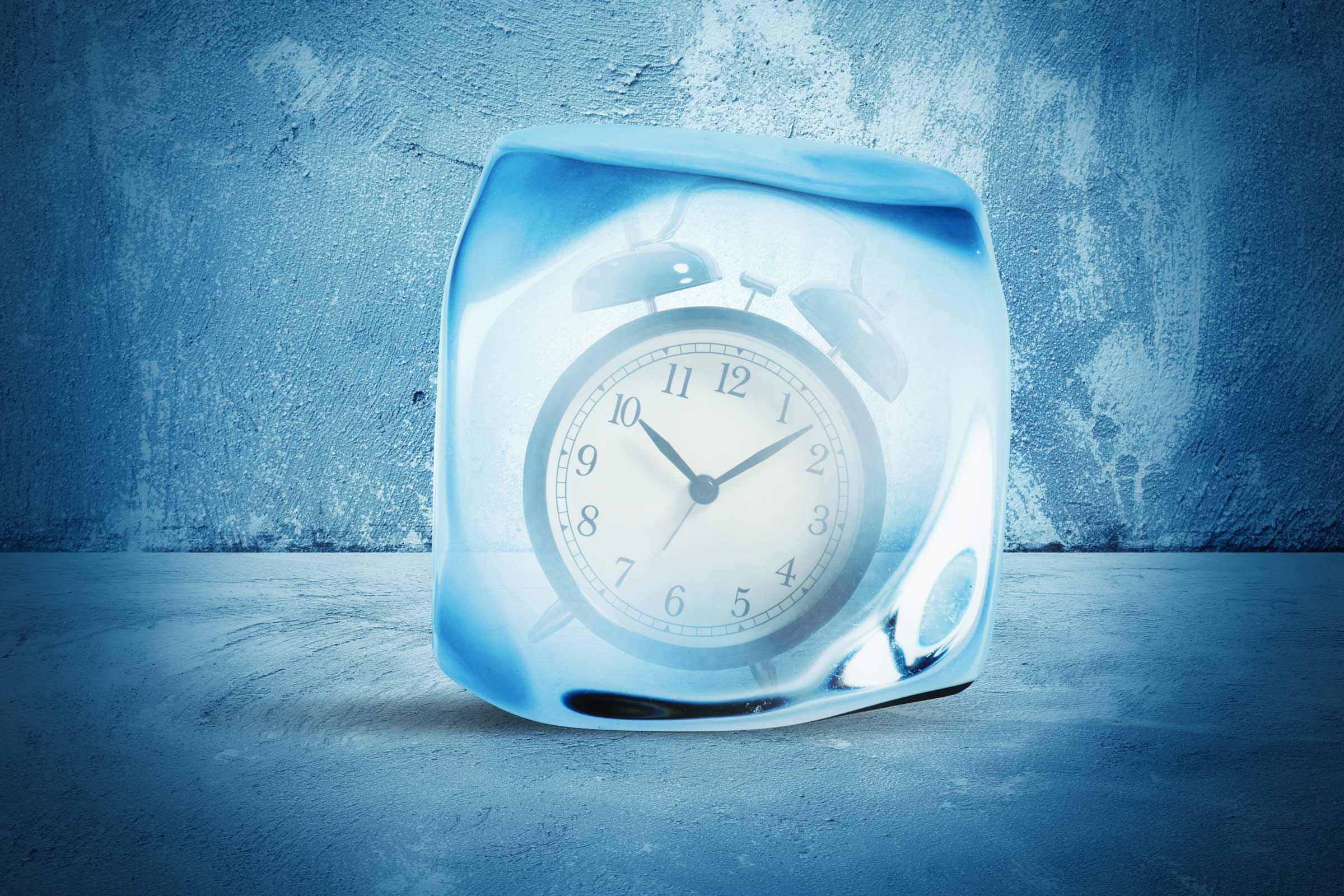 Freeze - Kälteschock für Projekte