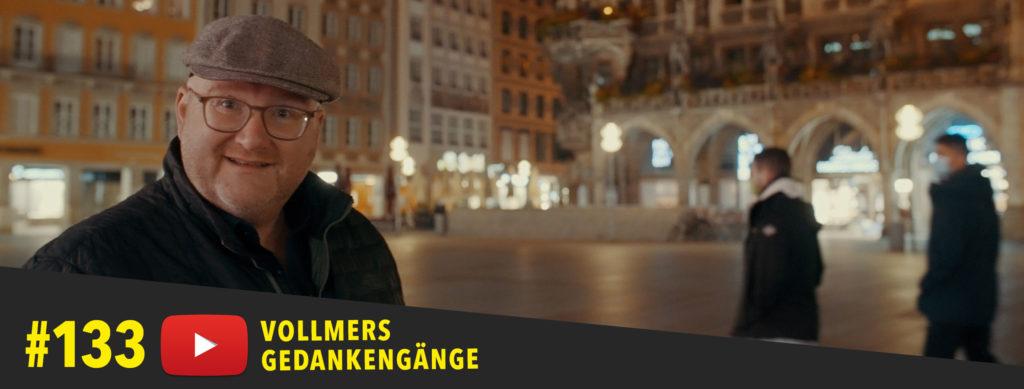 Lars Vollmer in München